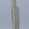 Main 3d printed cello body configuration so far