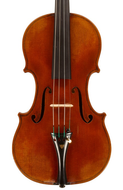 ... Neck harp string attachment, Headstocks are a single-formed piece