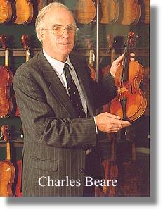 Charles Beare net worth